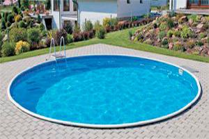 Надувной или каркасный - выбираем бассейн для дачи.